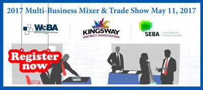 Multibusiness Mixer - Small Ad 2017