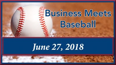 Business Meets Baseball