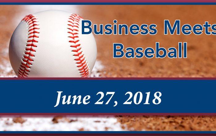 Business Meets Baseball